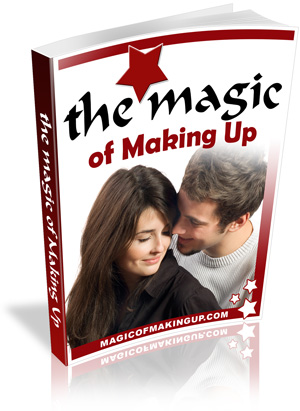 "Cover of the ebook ""Magic of Making Up"""